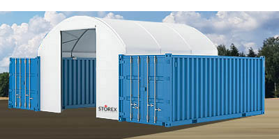 konteinerines stogines